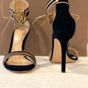 Gianvito Rossi Shoes - Gianvito Rossi Sandals, size 36.5 Brand New